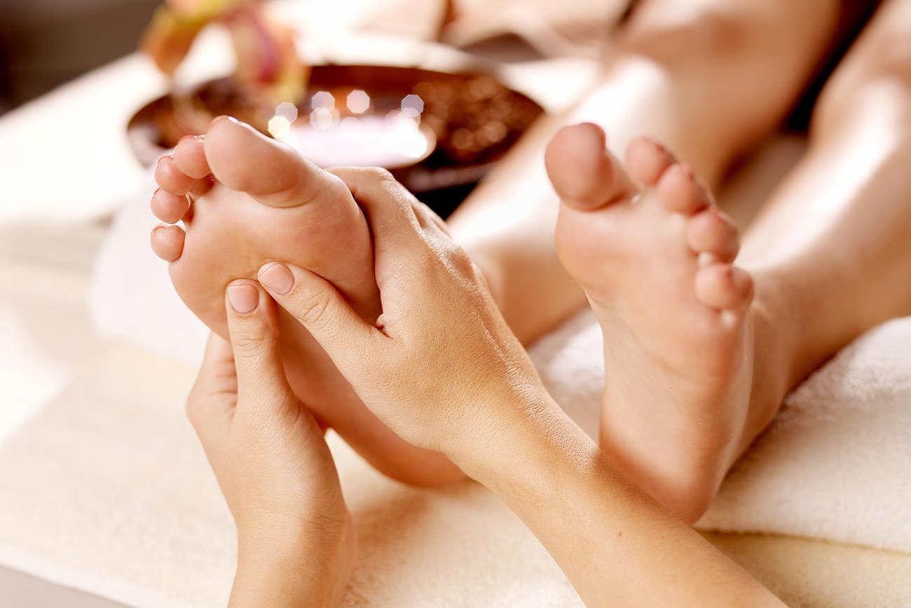Tratamientos para la salud de los pies